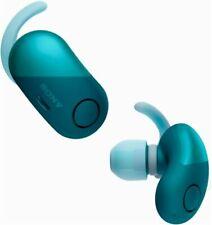 Sony WF-SP700N/L Wireless Noise Canceling Sports In-Ear Headphones WFSP700N Blue