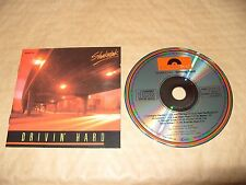 Shakatak - Driving Hard  cd  10 tracks 1981 Excellent Condition