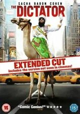 THE DICTATOR (Extended Cut) - DVD - (15) - NEW