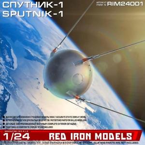 Soviet Sputnic-1 model kit 1/24