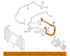 MAZDA OEM 03-08 6 Air Conditioner-Discharge Hose GN3E614G0A