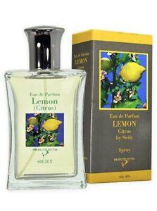 Zuma Lemon profumo unisex - 50 ml vapo Limoni Di Sicilia, SICILIANO
