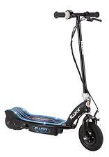 Electric Powered Scooter Led Razor E100 Glow Black No Tax