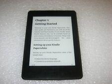 Amazon Kindle Paperwhite 7th Generation, 4GB, Wi-Fi, 300 ppi #A-03