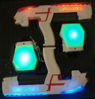 Laser X Blaster Gun Pair of 2 Player Set Lazer Tag Shooting Game