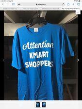 KMART T-SHIRT Medium Attention Kmart Shoppers