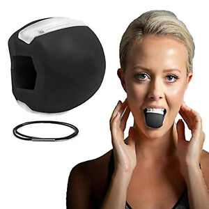 JAW Exerciser FITNESS Ball Face Neck Toning Facial FREE Post