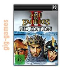 Age of Empires 2 II HD PC juego Steam descarga digital Link de/ue/estados unidos key código