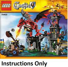 LEGO Ritter Löwen Prinzessin aus Set 70403 Dragon Mountain cas533 NEUWARE e8