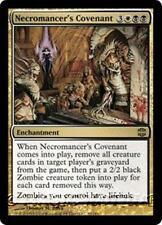 NECROMANCER'S COVENANT Alara Reborn MTG Gold Enchantment Zombie RARE