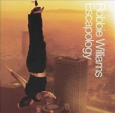 Escapology [UK] [PA] by Robbie Williams (CD, Nov-2002, Universal)