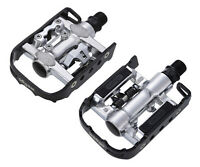 Wellgo C002 - Clipless Mountain / Touring Bike SPD Pedals