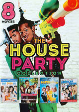The House Party Collection: 8 Movies (DVD, 2013, 2-Disc Set) See Titles