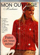 mon ouvrage madame 230 - année 1967