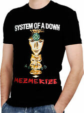SYSTEM OF A DOWN BAND 1 Black New T-shirt Rock T-shirt Rock Band Shirt
