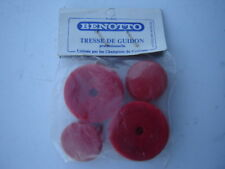 BENOTTO CELLO TAPE FOR HANDLEBARS - RED + WHITE - NOS - NIP