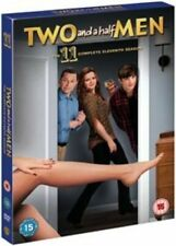 Two and a Half Men Season 11 Digital Versatile Disc DVD Region 2