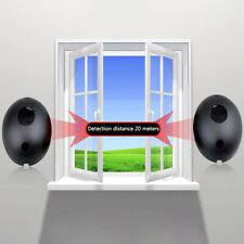 Alarm Detector Infrared Beam Sensor Barrier For Gates Doors Window Protection