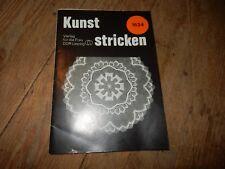 """Kunststricken Nr. """"1634"""" - Verlag für die Frau"""