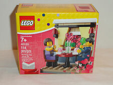 NEW LEGO Valentine's Day Dinner Date Exclusive 40120 Free Shipping
