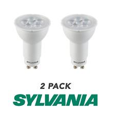 2x Sylvania 0026585 RefLED ES50L V3 Long Neck LED Light Bulbs GU10...