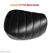 HONDA CT110 SEAT COVER VINYL PADDED SEAT COVER HONDA POSTIE BIKE SEAT COVER