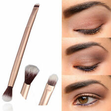 1PC Makeup Eye Powder Foundation Eyeshadow Blending Double-Ended Brush Pen New
