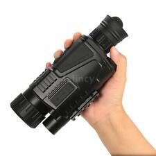 5x40 Nachtsichtgerät 200m IR Nachtsicht Wasserdicht Fernrohr Monokular Jagd C5V6