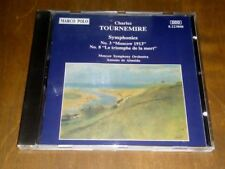 Charles Tournemire: Symphonies No. 3 And 8 (CD)