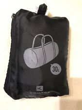 Domyos 30L Packable Holdall Travel Weekend Hand Luggage Bag