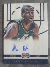 2012-13 Panini Threads #160 - Alec Burks - Autograph Rookie Card