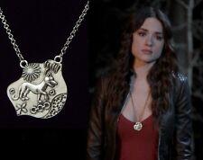 Antique Silver Teen Wolf Necklace Allison Argent Necklace for Men Women