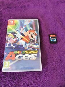 MARIO TENNIS ACES SWITCH PAL España ESP Nintendo