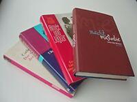 4 Erotica VARIA Sammlung LOT Erotik erotische Literatur moderne Klassiker
