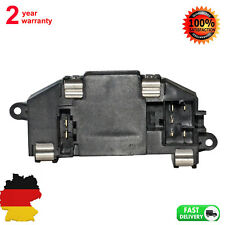 Heater Blower Motor Resistor Fan For VW Caddy Golf Plus Beetle 3C0907521D