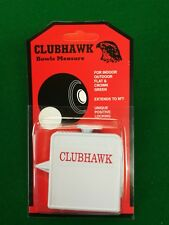 Henselite Crown Green Bowling Measuring Club Hawk