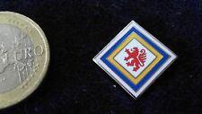 Eintracht Braunschweig Fussball Logo Emblem Pin Badge original 1963 RETRO Vintag