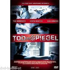 DVD * TOD IM SPIEGEL * NEU & OVP * Bob Hoskins & Tom Berenger *