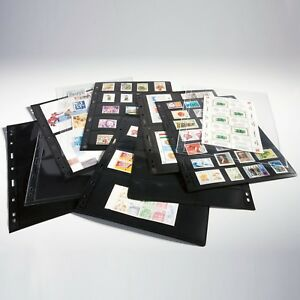 Lighthouse VARIO Stamp Album Sheets (5)