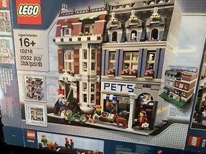 LEGO Creator Zoohandlung (10218) sehr rar ! Modular Building OVP