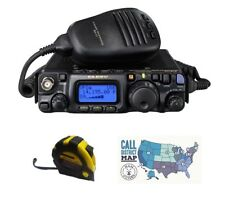 Yaesu FT-818 QRP 6W HF/VHF/UHF Mobile Radio with FREE Radiowavz Antenna Tape!