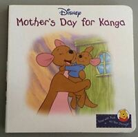 Mother's Day for Kanga (Disney Winnie the Pooh), Disney, Very Good, Board book