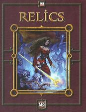 RELICS-d20 System Accessories-RPG-Roleplaying Game-(SC)-engl.-new-Rarität