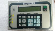 robatech mcs 4001 microprocessor control system  display unit +controller ms230