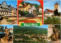 Alte Postkarte - Bad Orb
