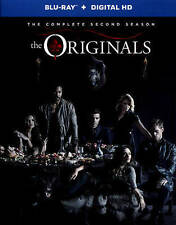 The Originals: The Complete Second Season 2 (Blu-ray digital hd  new sealed