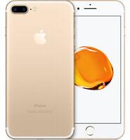 Apple iPhone 7 Plus 128GB Gold - 1 Jahr Garantie - Gebraucht - neue Batterie