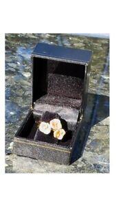 ROBERTO COIN - 3 DIAMOND RINGS - YELLOW, WHITE, ROSE 18KT