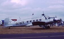 Original 35mm Aircraft slide Avro Anson T.21 #14