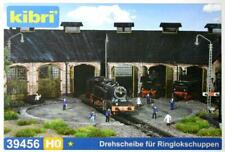 Kibri 39456 ( 9456 ) H0 - Hand- Drehscheibe für Ringlokschuppen NEU & OvP